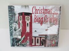 NEW Christmas with BING CROSBY *Let it Snow*Silent Night*First Noel*Jingle Bells