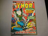 Thor #217 (1973, Marvel) Low Grade