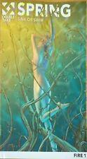 Spring Volume 1 Sink or Swim Fire 1 TPB Santacruz Double Take Comic Book NM bc