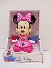 NIB Disney Minnie Mouse LIGHT UP PALS With Sound