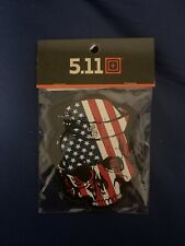 5.11 Tactical Skull Navy Patch