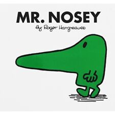 Mr. Men: Mr. Nosey{Classic Library}By Roger Hargreaves{Paperback-Softback}{1971}