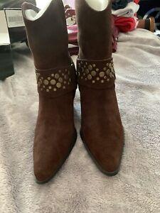 Colin Stuart Western Boots Womens Size 7