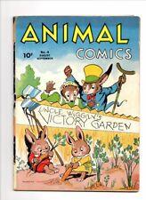 ANIMAL COMICS # 4 WALT KELLY MASTERPIECE
