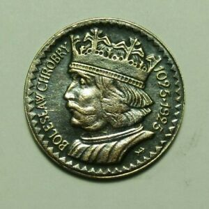 Coin 20 zlotych 1925 Poland