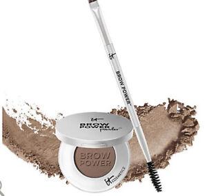 IT Cosmetics Brow Power Powder with Brush and Bonus