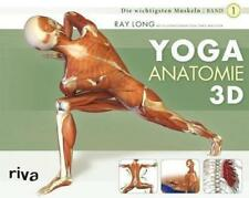 Yoga-Anatomie 3D - Ray Long - 9783868830927 PORTOFREI