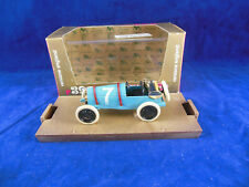 "Brumm R39 1921 Bugatti ""Brescia"" 40HP in Blue Racing No 7  Scale 1:43"