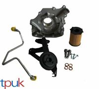 FORD TURBO FITTING KIT 1.6 HDI TDCi DV6 110 OIL PIPES BANJO BOLTS PUMP FILTER