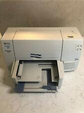 HP DeskJet 890C Professional Series Inkjet Printer For Parts