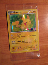 CANADA Ver Pokemon TOYS R US 20th Anniversary PIKACHU Card Generation 26/83 Holo