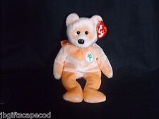 BEANIE BABY BEAR - DEAREST - 2 DATES - MWMT - LOVELY POEM - TAG PROTECTED -LQQK!