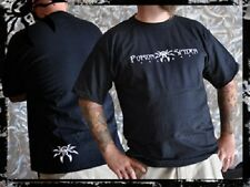 Poison Spyder Customs Logo T-Shirt Black Small PSC50-46-031