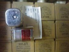 VINTAGE  1950's orignal US RELAY ANTIQUE RELAY part number AN3304-1    M644C2
