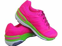 Adidas Womens Supernova Sequence Boost 8 Running Shoes Trainers Pink UK 3.5