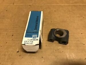 GM 578158 Rocker Shaft Bracket -- NOS, GENUINE OEM