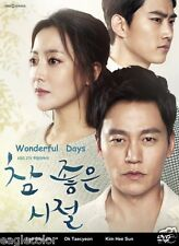 Wonderful Days Korean Drama (10DVDs) Excellent English & Quality - Box Set!