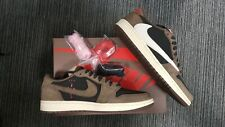 Nike x Travis Scott Air Jordan 1 Low OG CQ4277-001 UK8 US9 EU42.5
