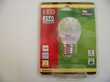 Brilliant Ambience LED 250 Lumen 3W E27 3000K 96623A05 Warmlicht Leuchtmittel