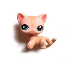 Littlest Pet Shop Animal Green Eyes Orange Puppy Dog Loose Figure Child Girl UK