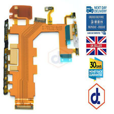 Volume Power Button & Microphone Flex Cable Part for Sony Xperia Z2 D6502/D6503