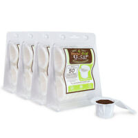 200-Ct EZ-Cup Disposable Paper Filter for Keurig Single Brew K-Cup Coffee Maker