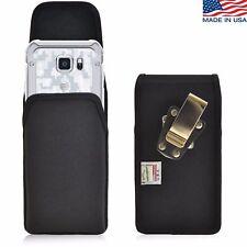 Turtleback Case Samsung Galaxy S6 Active Vertical Nylon Holster Case Metal Clip