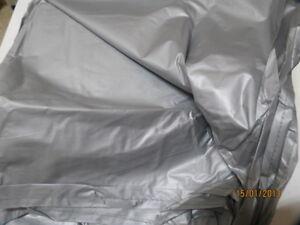 TELO COPRIBICI COPRI BICI BICICLETTA DA CORSA IMPERMEABILE PVC NYLON GHIACCIO