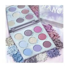ColourPop IN A TRANCE Pastel Eyeshadow Palette BRAND NEW Blues Teals Purple Pink