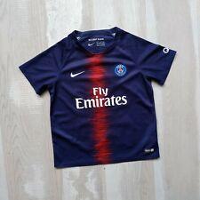 Neymar Paris Saint-Germain Jersey Home shirt 2018 - 2019 Nike 894481-411 7-8 YRS