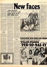 Kursaal Flyers New Faces MM5 Interview 1975