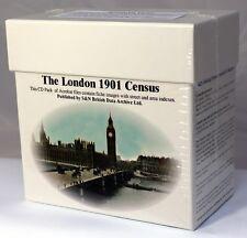 London 1901 Census