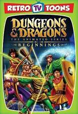 Retro TV Toons - Dungeons & Dragons - Beginnings
