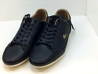 Lacoste Men's Shoes ciki9k Fashion Sneakers, Navy Blue, Size 10.0