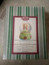 "San Francisco Music Box Company Angel Praying Waterglobe ""The First Noel"" Box"