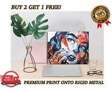 METAL Poster Bioshock Girl Art Print Plaque Gift