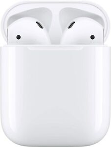 Authentic New Sealed Apple AirPods 2nd Generation with Wireless Charging Case