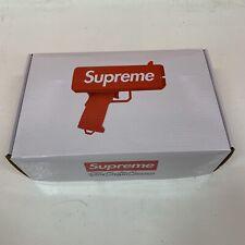 supreme cash cannon money gun Brand New