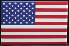 "American Flag 2"" X 3"" Fridge Magnet. USA"
