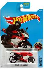 2017 Hot Wheels #85 HW Moto Ducati 1199 Panigale