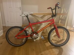 Cannondale Bmx frame forks and headset