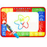 Babys Education Toys Water Drawing Painting Writing Mat Board Magic Pen