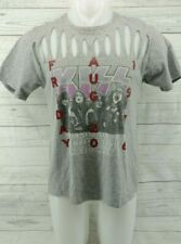 Kiss Reprint Destroyer Tour 1976 T-shirt Womens Size XL