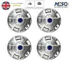 "4 of 15"" inch Wheel Trim Trims Hub Cap Caps Cover Covers FORD Transit 2000-2014"