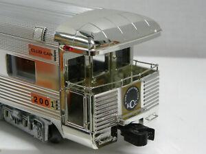 K Line O/O-27 Scale Aluminum Millennium Club Business Car w/ Display #K4601 NIB