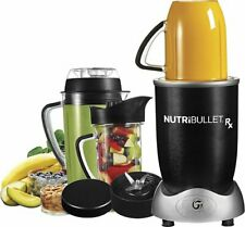 New NutriBullet Rx Blender - Black N17-1001 - FREE & FAST SHIPPING