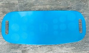 Simply Fit Board The Workout Balance Board Exercise Ab Workout Blue Home Gym