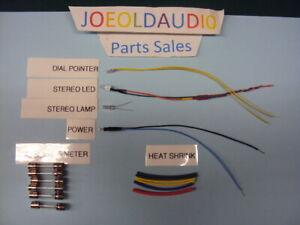 Harman Kardon 430 Replacement Lamp Kit Replaces Stereo,Meter,Dial & Power Lamps