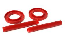 Energy Suspension Coil Spring Isolator Set Red for Ford Mustang # 4.6102R