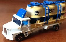 CORGI JUNIORS DIECAST SCANIA LT145 BRITISH SUGAR - PLAYWORN
